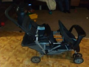 Duo Glider Double Stroller for Sale in Joppa, MD