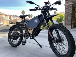 Electric Motorcycle/Bicycle Hybrid 55 mph DelFast Top. 200 miles per CHARGE!!! for Sale in Las Vegas, NV