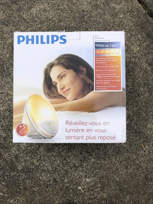 PHILLIPS HF 3520 Wake-up Light for Sale in Seattle, WA