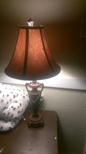 Antique wooden lamp for Sale in Pacolet, SC