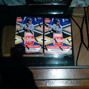 Panini 2020 Elite Extra Edition Baseball for Sale in Huntington Beach, CA
