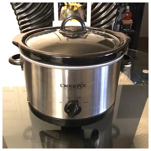 5qts Classic Slow Cooker for Sale in Las Vegas, NV