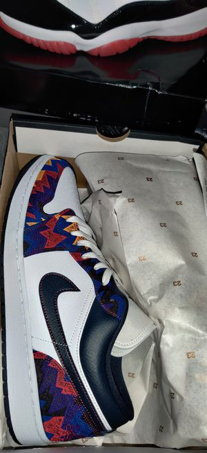 Air Jordan 1 Low Nothing But Net for Sale in Lancaster, PA
