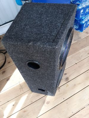 Subwoofer 10 for Sale in Cary, NC