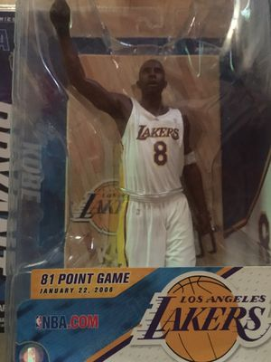 Kobe Bryant Limited Edition Collectible Figurine Toy for Sale in Mesa, AZ