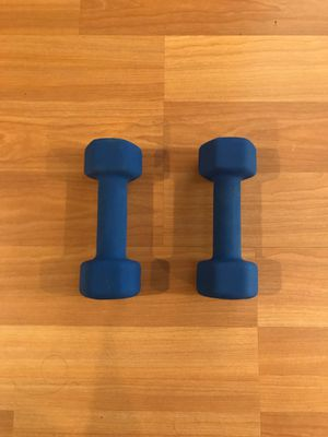 5 pound dumbbells for Sale in Lowell, MA