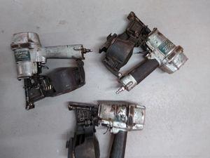 Hitachi nail guns for Sale in Houston, TX