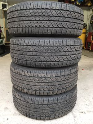 Four - 265/65/17 Toyo Open Country A30 Tires for Sale in US