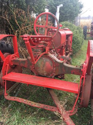 1929-34 Farm All Tractor(To be refurbished in summer) for Sale in Waterford Township, MI