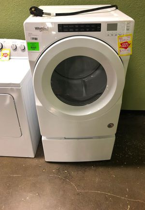 Whirlpool Electric Dryer NT PU for Sale in Irving, TX