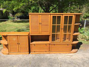 5 Piece Modular Wall Set for Sale in Marietta, GA