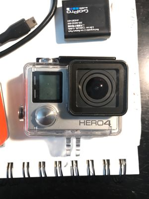GoPro 4 Silver for Sale in Anaheim, CA