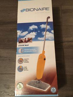BIONAIRE Steam Mop (Brand New) for Sale in Orlando,  FL