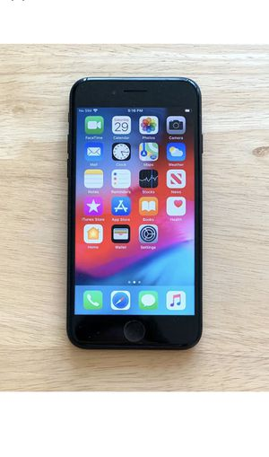 Unlocked iPhone 7 32GB Telcel Tigo T-Mobile Metro Cricket AT&T Verizon Sprint for Sale in Hacienda Heights, CA