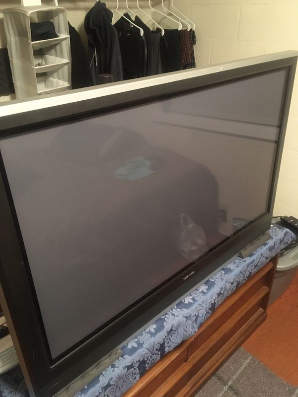 "50"" TV and Blu-ray Combo"