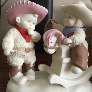 """Snowbabies """"Howdy Partner"""" for Sale in Tampa, FL"""