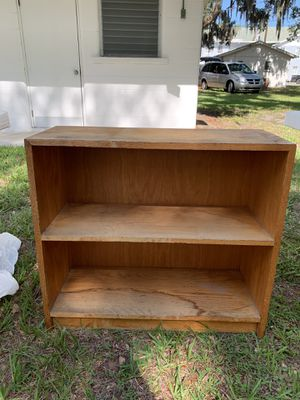 Small book shelf for Sale in Fort Meade, FL