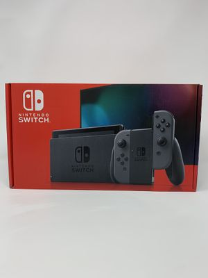 Nintendo Switch V2 Grey NEW for Sale in Tempe, AZ