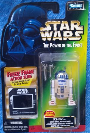 Star Wars R2-D2 Freeze Frame Action Figure MOC MIP Kenner 1997 for Sale in Altadena, CA