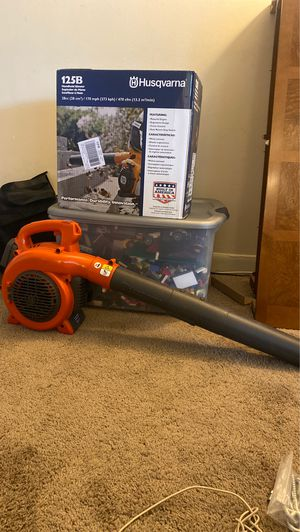 Leaf blower for Sale in Lochearn, MD
