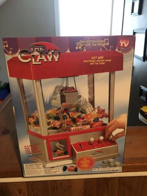 The Claw Arcade Candy Game for Sale in Lansing, IL
