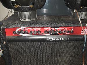 Amplificador para guitarra y piano micrófono for Sale in Fresno, CA