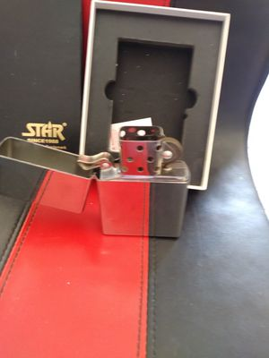 Star large zippo working lighter for Sale in Kissimmee, FL