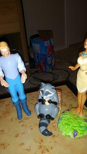 Disneys Pocahontas collectors items for Sale in Round Rock, TX