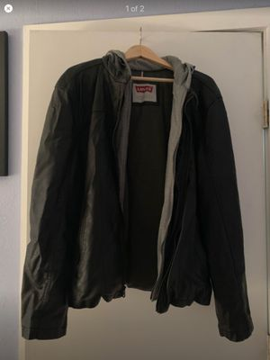Levi's leather jacket for Sale in Irving, TX
