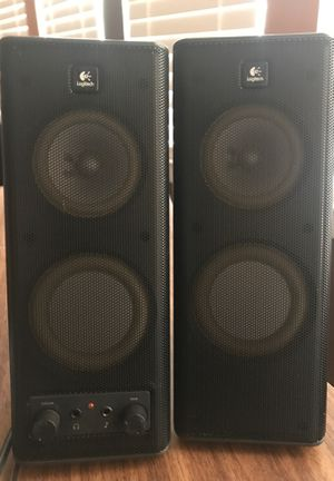 Logitech speakers for Sale in Brentwood, NC
