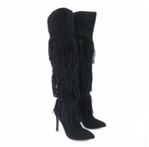 Chinese Laundry Fringe knee high for Sale in Peoria, AZ