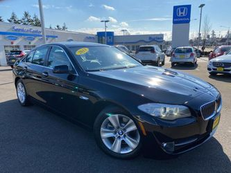 2013 BMW 5 Series for Sale in Burien,  WA