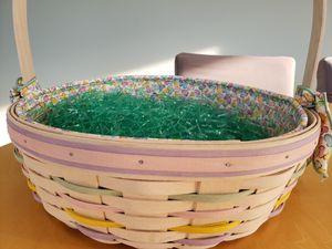 Longaberger Easter Basket for Sale in Tacoma, WA
