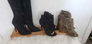 Heel boots for Sale in Inglewood, CA