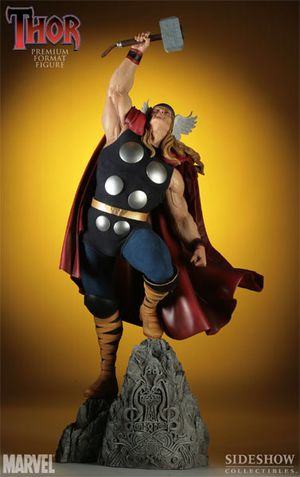 Sideshow Collectibles Thor Exclusive Premium Format Figure Statue for Sale in Bedford Park, IL