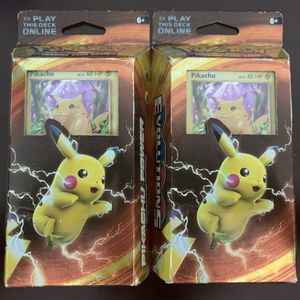 ✅ Pokemon TCG XY Evolutions Pikachu Power Theme Deck Brand New Unopened! [Lot Of 2] ✅ for Sale in Clearwater, FL
