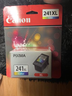 Cannon printer ink for Sale in Silver Spring, MD