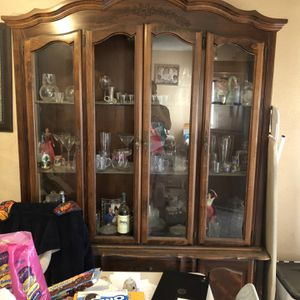China Cabinet - FREE!!!!!!!! for Sale in Anaheim, CA