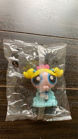 Powderpuff plastic collectible toy for Sale in Las Vegas, NV