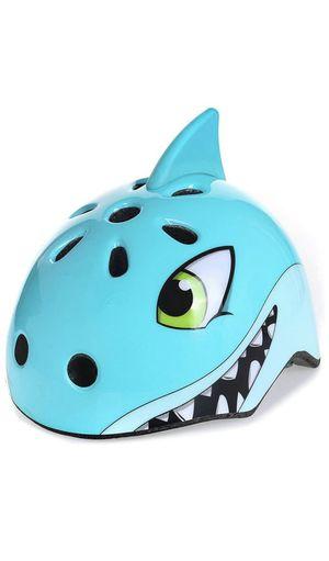 Kids bike helmet shark for Sale in Hollywood, FL