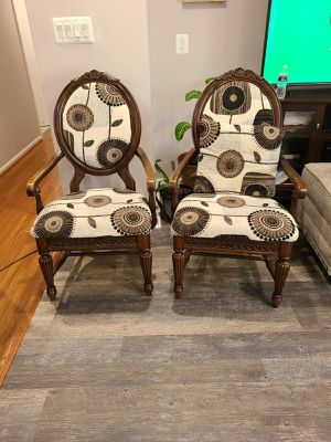 2 antique chairs for Sale in Herndon, VA