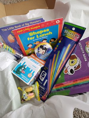 Kids educational surrize box for Sale in Long Beach, CA
