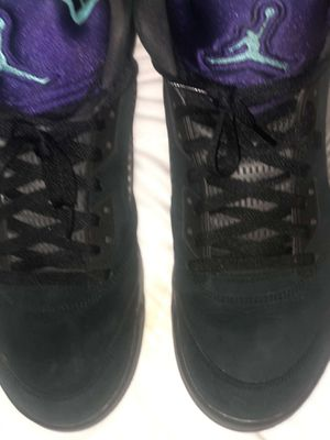 Jordan 5 Grape Size13 for Sale in Rock Hill, SC