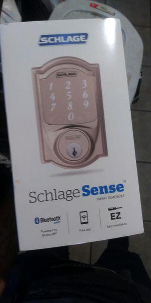 Schlage sense door knob for Sale in Los Angeles, CA