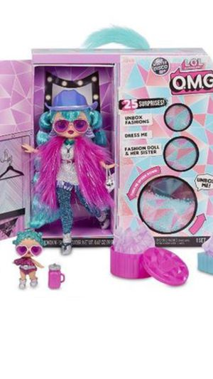 Lol 2 doll set OMG Winter Disco for Sale in West Palm Beach, FL
