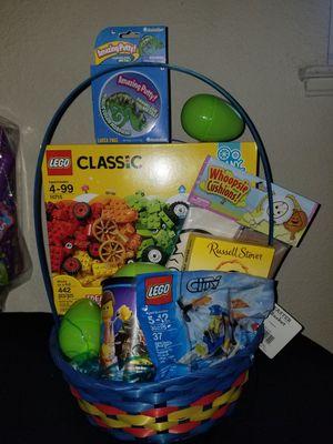Lego Easter basket for Sale in Fresno, CA