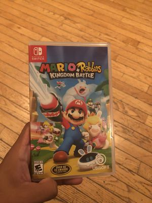 Mario+Rabbids Nintendo Switch for Sale in Silver Spring, MD