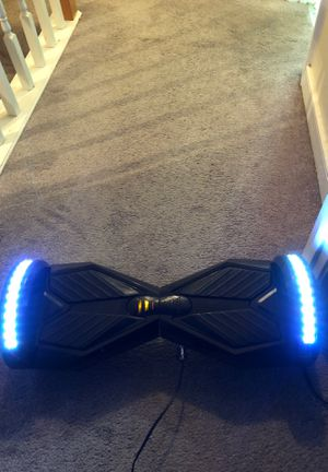 Lamborghini hoverboard. With Bluetooth for sale for $200. for Sale in Midlothian, VA