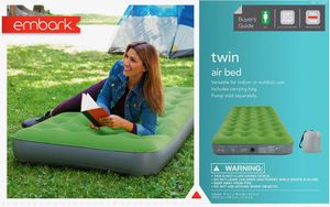 *NEW/UNOPENED* Single High Twin Air Mattress - Embark™ for Sale in Sunnyvale, CA