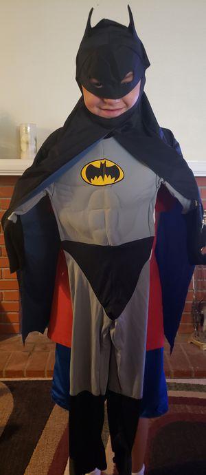 Batman Costume 5T for Sale in Hesperia, CA